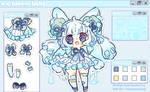 Ice Ice Animated Adopt Auction ! (Closed) FREE SB by Bai-Jiu
