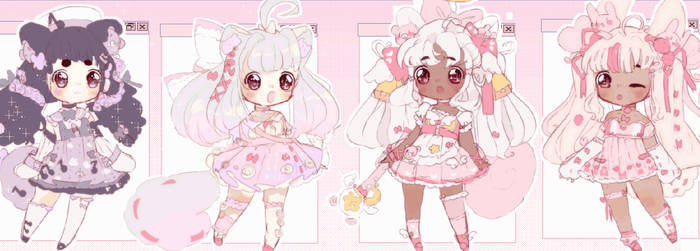 Sketch Fluffian Adopts 2 Auction (CLOSED)