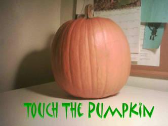 Evil Denture Pumpkin by ChadRocco