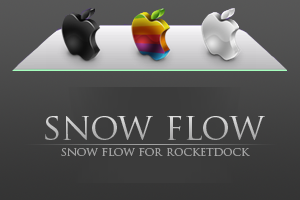 Snow Flow by Pur3x