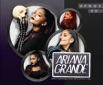 Pack PNG - Ariana Grande #1