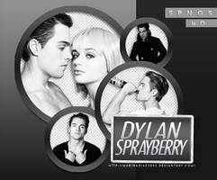 Pack PNG - Dylan Sprayberry #6 by MarinaDiaz2002