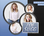 Pack PNG - Zoe Sugg #8
