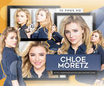 Pack PNG - Chloe Moretz #10