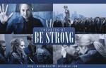 PSD COLORING 07 - [Be Strong]