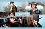 PSD COLORING  17 - [Cowboy]