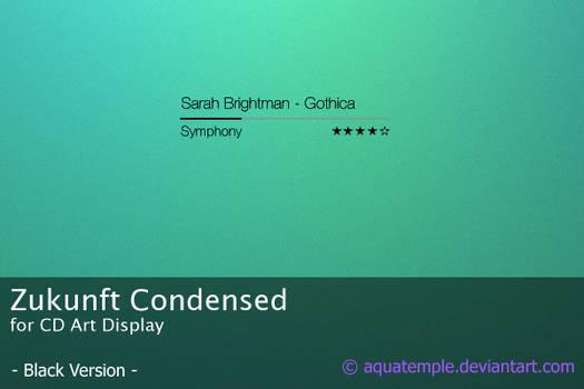 Zukunft Condensed I for CAD