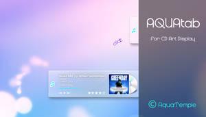 AQUAtab for CD Art Display