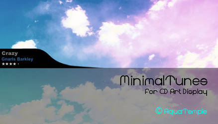 MinimalTunes for CAD