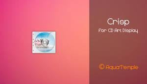 Crisp for CD Art Display