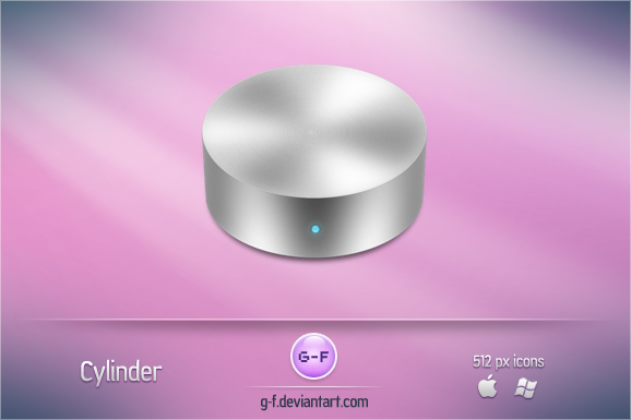 Cylinder by g-f