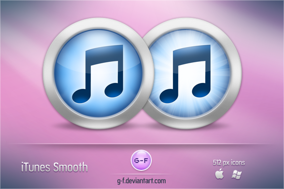 iTunes Smooth