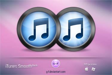 iTunes Smooth Black