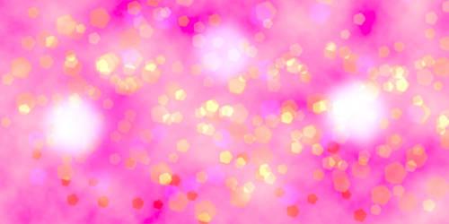 Pink Bokeh HDRI by IndusGuys
