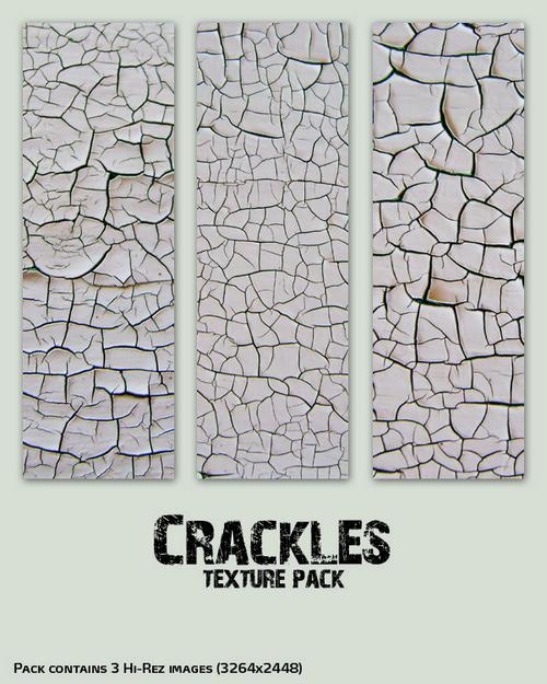 Crackles - Texture Pack by demidz92