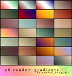 Gradients, Set 01