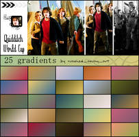 Gradients, Set 06 by anolinde