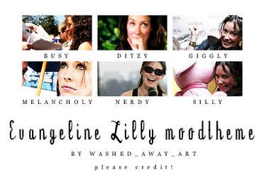 Evangeline Lilly Moodtheme