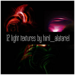 Textures, Set 01 (Lights)