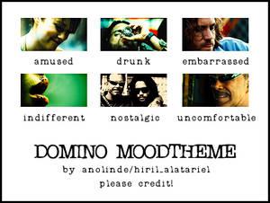 Domino Moodtheme