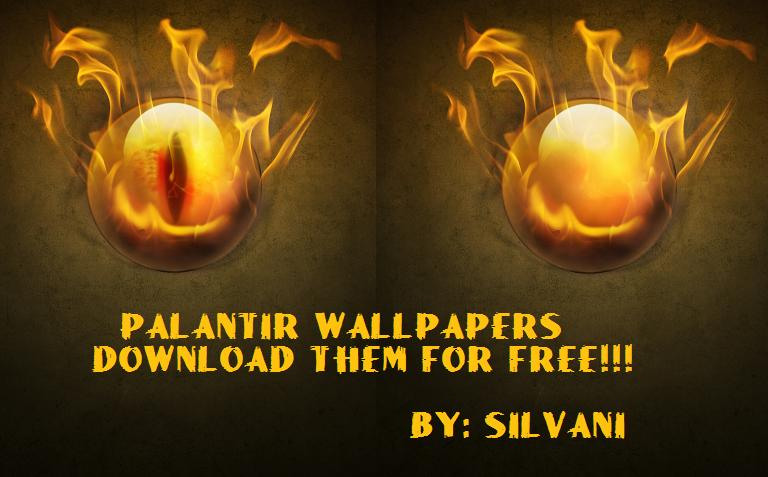 Palantir Wallpaper by Silvani on DeviantArt
