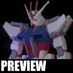 Strike Gundam Turn by jugapugz