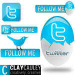 5 Sweet Tweet Vectors
