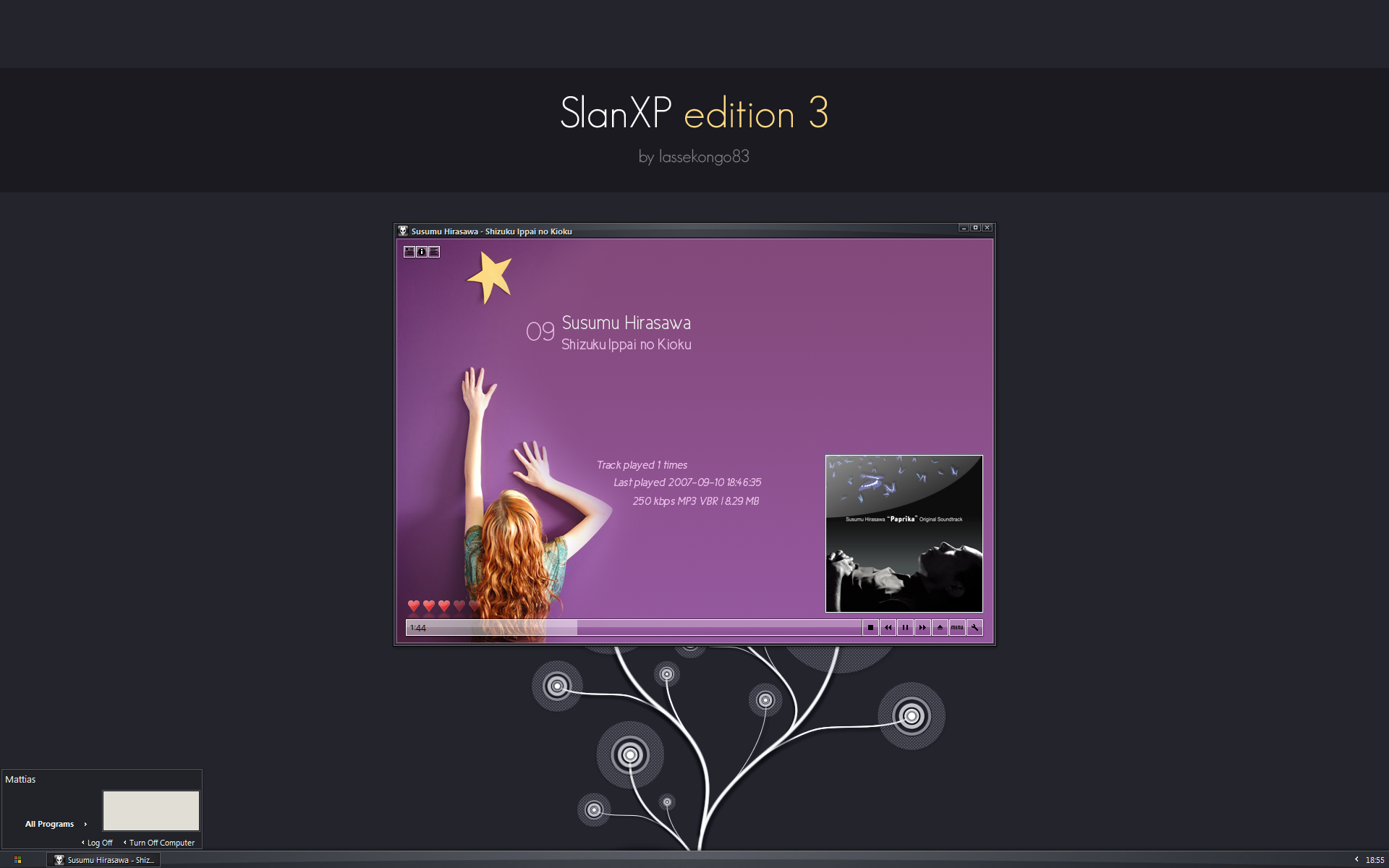 SlanXP Edition 3 by lassekongo83