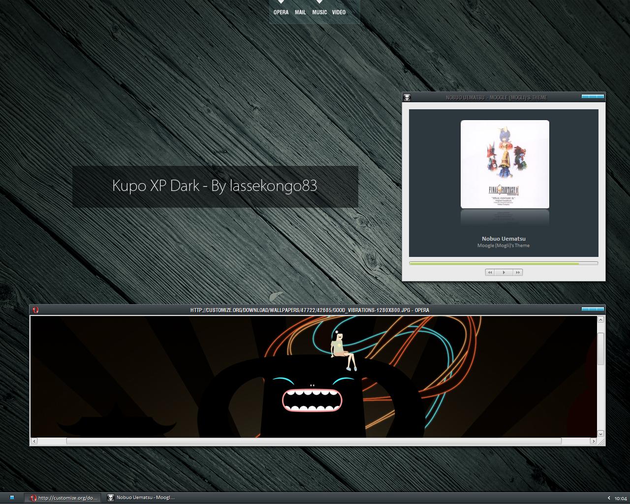 Kupo XP Dark by lassekongo83