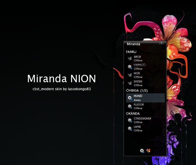 Miranda NION by lassekongo83