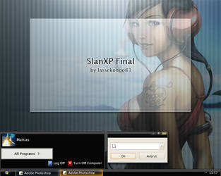 SlanXP Final by lassekongo83