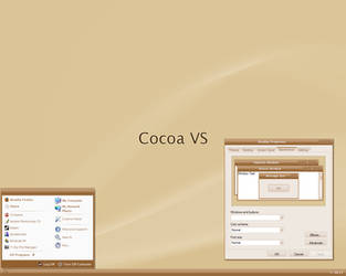 Cocoa VS by lassekongo83