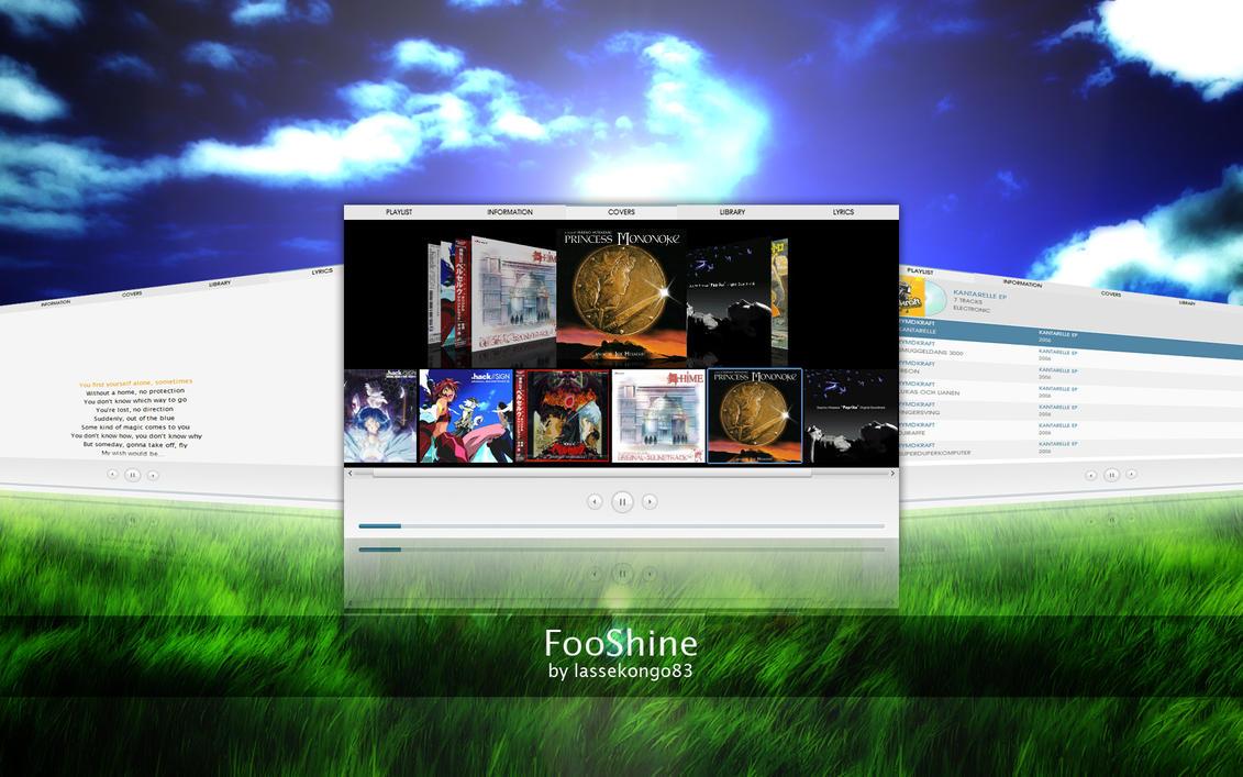 fooShine by lassekongo83