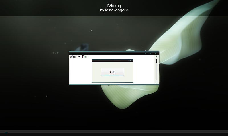 Miniq Eee PC edition by lassekongo83