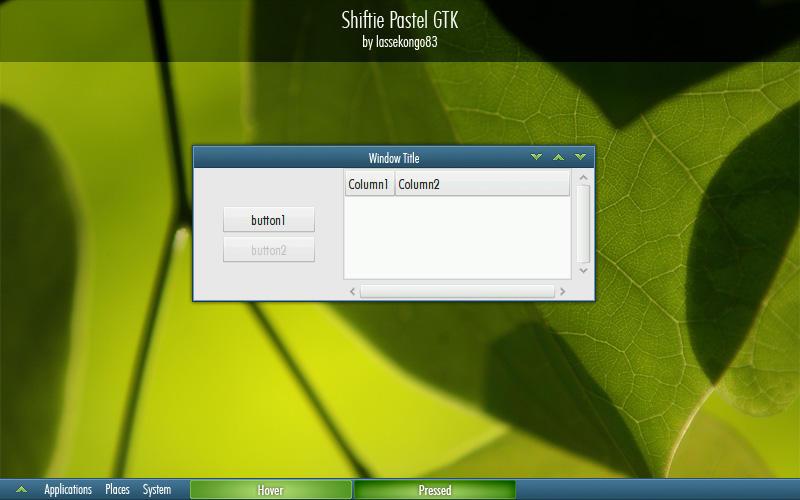 Shiftie Pastel GTK by lassekongo83