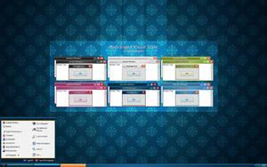 Hydrangea Visual Style by lassekongo83