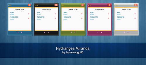 Hydrangea Miranda by lassekongo83