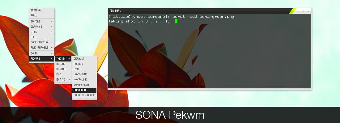 SONA Pekwm by lassekongo83