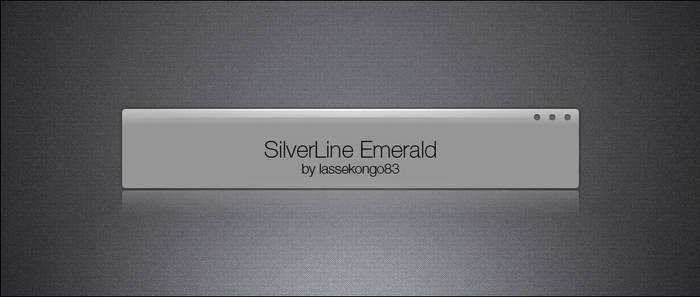 SilverLine Emerald by lassekongo83