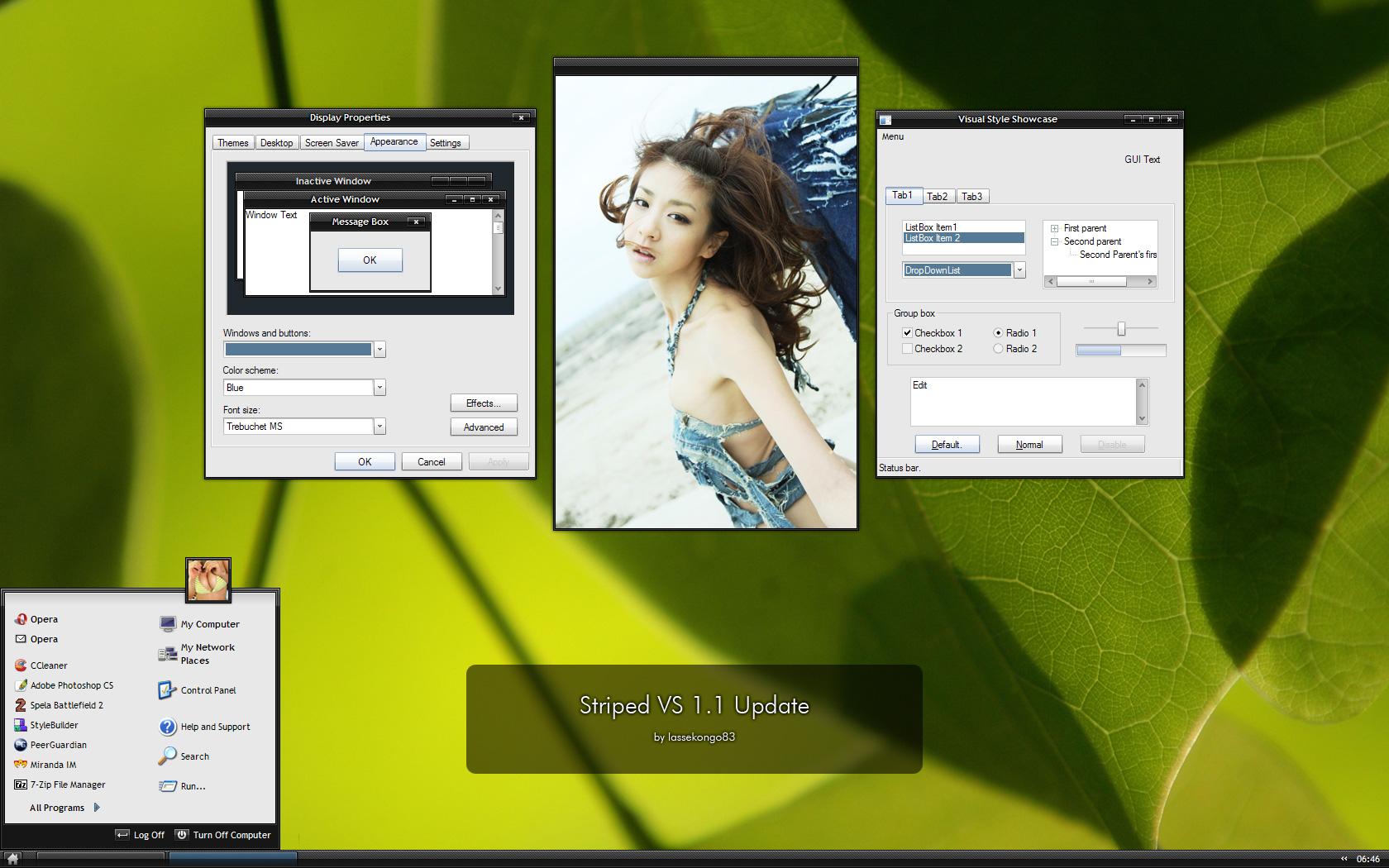 Striped VS 1.1 update by lassekongo83