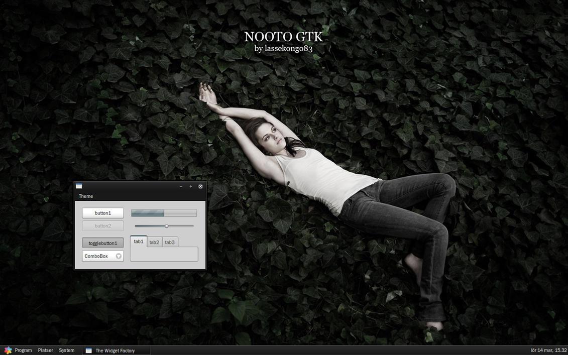 NOOTO GTK by lassekongo83