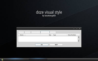 Doze VS by lassekongo83