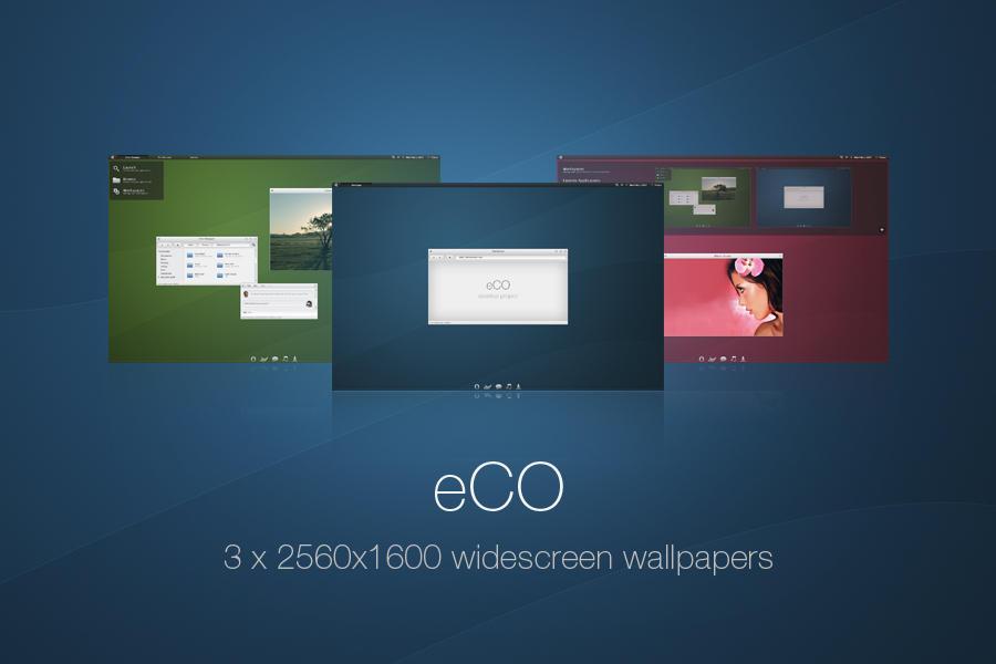 eCO - Wallpapers by lassekongo83