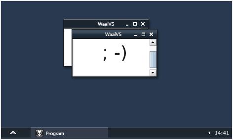 WaalVS v1.1 by lassekongo83
