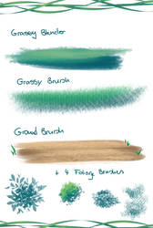 Free Csp Brushes Pack 1