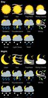 Sanos Weather Icons V1.0