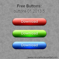 Free Buttons-buttons01 2013.5 by MiroZarta