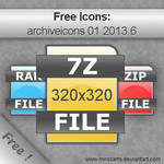 Free Icons-archiveicons01 2013.6