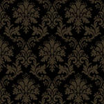 Flock Wallpaper Pattern