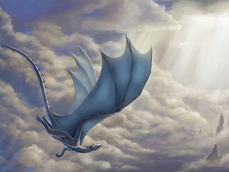sky dragon by kirvus on deviantart